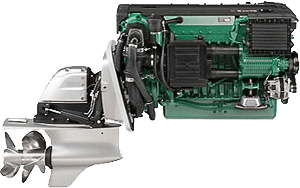 Volvo Penta Marine Engines